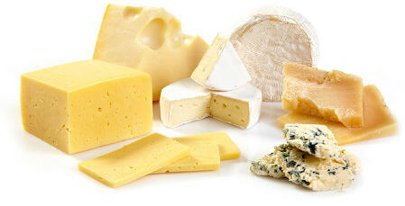 Польза сыра для повышения потенции